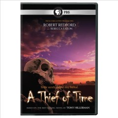 A thief of time cover image