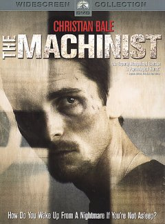 The machinist cover image