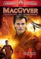 MacGyver. Season 4 cover image