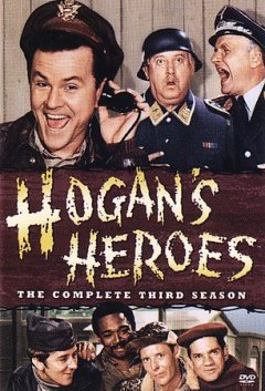 Hogan's heroes. Season 3 cover image