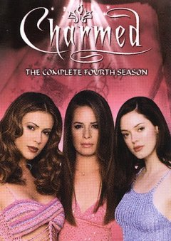Charmed. Season 4 cover image