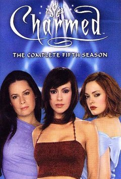 Charmed. Season  5 cover image