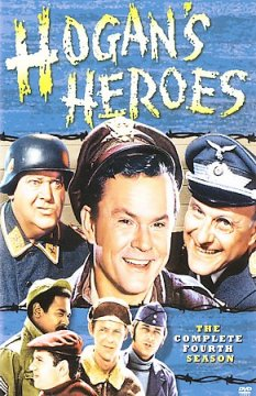 Hogan's heroes. Season 4 cover image