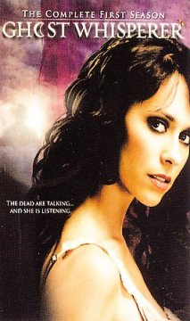 Ghost whisperer. Season 1 cover image