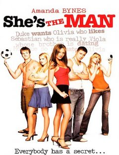 She's the man cover image