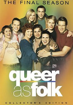 Queer as folk. Season 5, the final season cover image