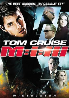 Mission: impossible III cover image