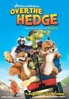 Over the hedge cover image