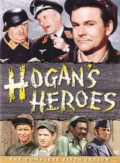 Hogan's heroes. Season 5 cover image