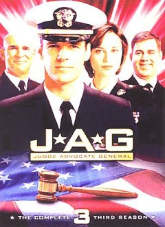 JAG, Judge Advocate General. Season 4 cover image