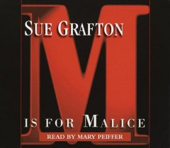 M is for malice cover image
