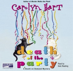 Death of the party [a death on demand mystery] cover image