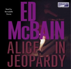 Alice in jeopardy cover image