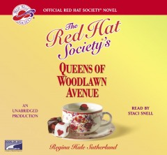 The Red Hat Society's queens of Woodlawn Avenue cover image