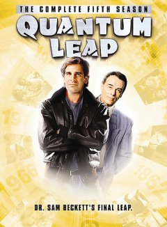 Quantum leap. Season 5 cover image
