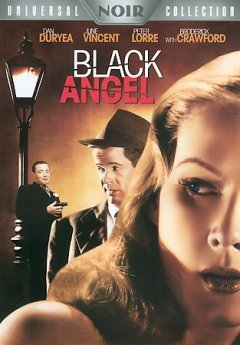 Black angel cover image