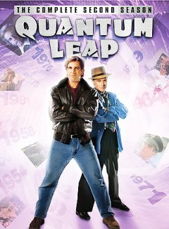 Quantum leap. Season 2 cover image