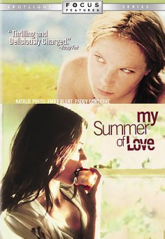 My summer of love cover image