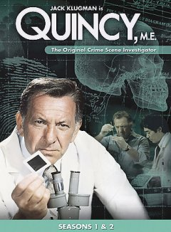 Quincy, M.E. Seasons 1 & 2 cover image