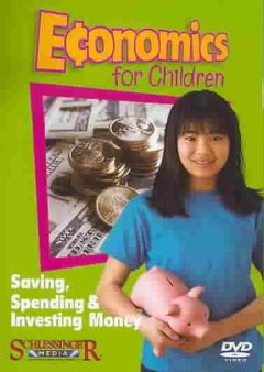 Saving, spending & investing money cover image
