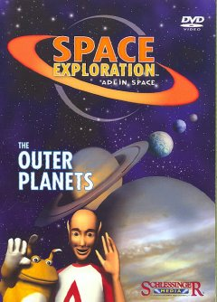The outer planets cover image
