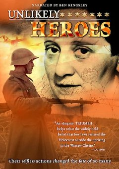 Unlikely heroes cover image