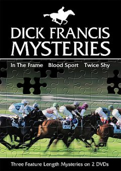 Dick Francis mysteries cover image