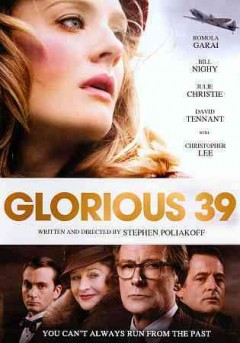 Glorious 39 cover image