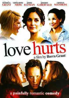 Love hurts cover image