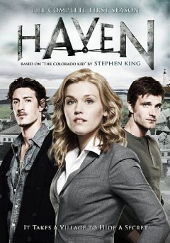 Haven. Season 1 cover image