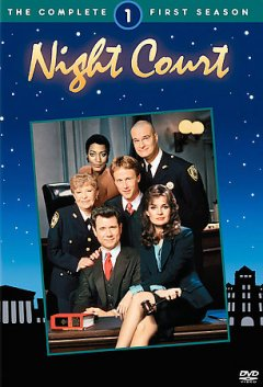 Night court. Season 1 cover image