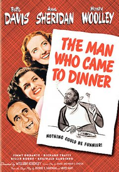 The man who came to dinner cover image