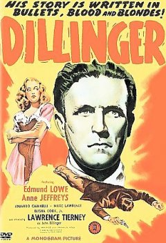 Dillinger cover image