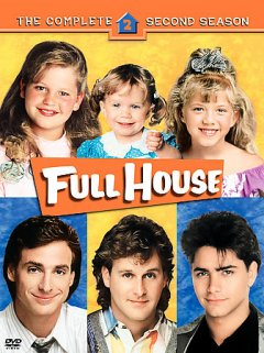 Full house. Season 2 cover image