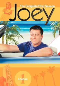 Joey. Season 1 cover image