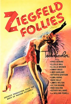 Ziegfeld follies cover image