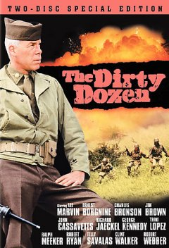 The dirty dozen cover image
