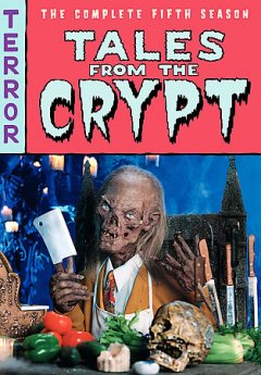 Tales from the crypt. Season 5 cover image