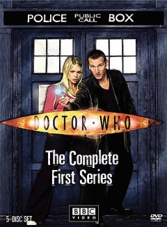 Doctor Who. Season 1 cover image