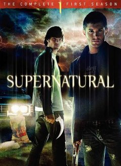 Supernatural. Season 1 cover image