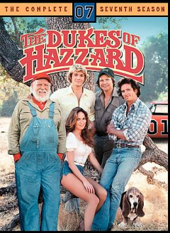 The Dukes of Hazzard. Season 7, the final season cover image