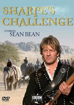 Sharpe's challenge cover image