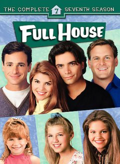 Full house. Season 7 cover image