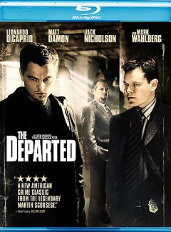 The departed cover image