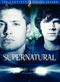 Supernatural. Season 2 cover image