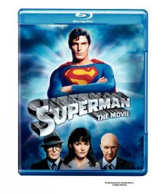 Superman the movie cover image