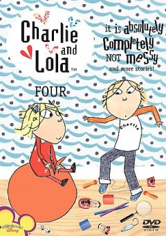 Charlie and Lola. Volume four cover image