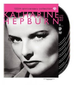 Katharine Hepburn 100th anniversary collection cover image