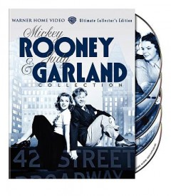 Mickey Rooney & Judy Garland collection cover image