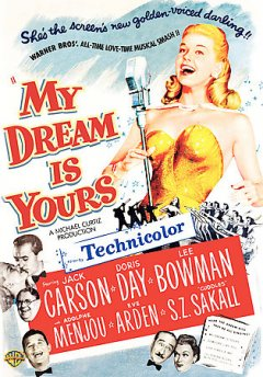 My dream is yours cover image